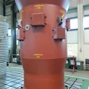 Lower Combustor Chamber Insert